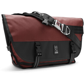 Chrome Citizen Messenger Bag, brick